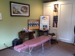 Dr. Merry's Office